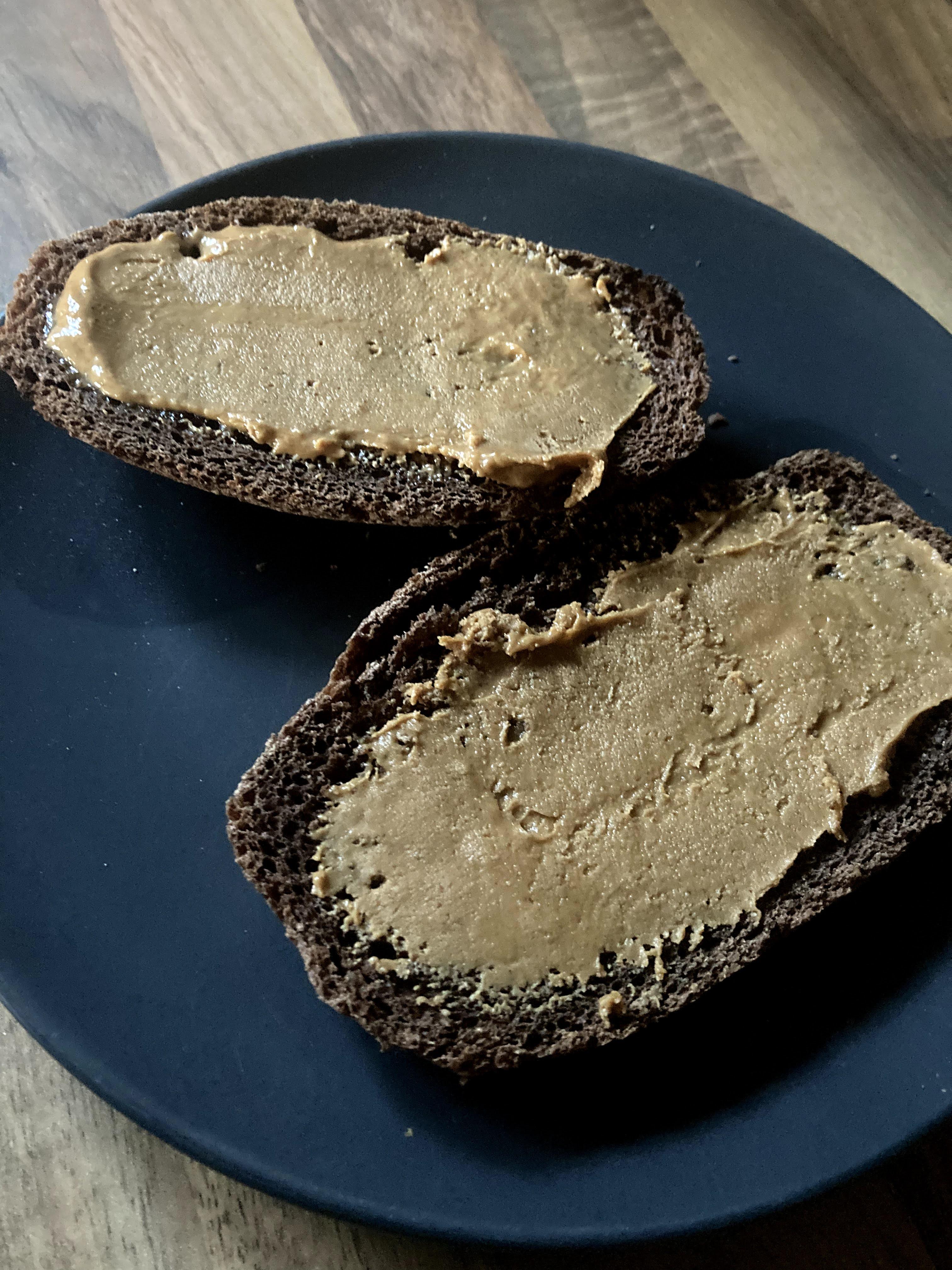 Vegan Chocolate Bread (for a bread machine)